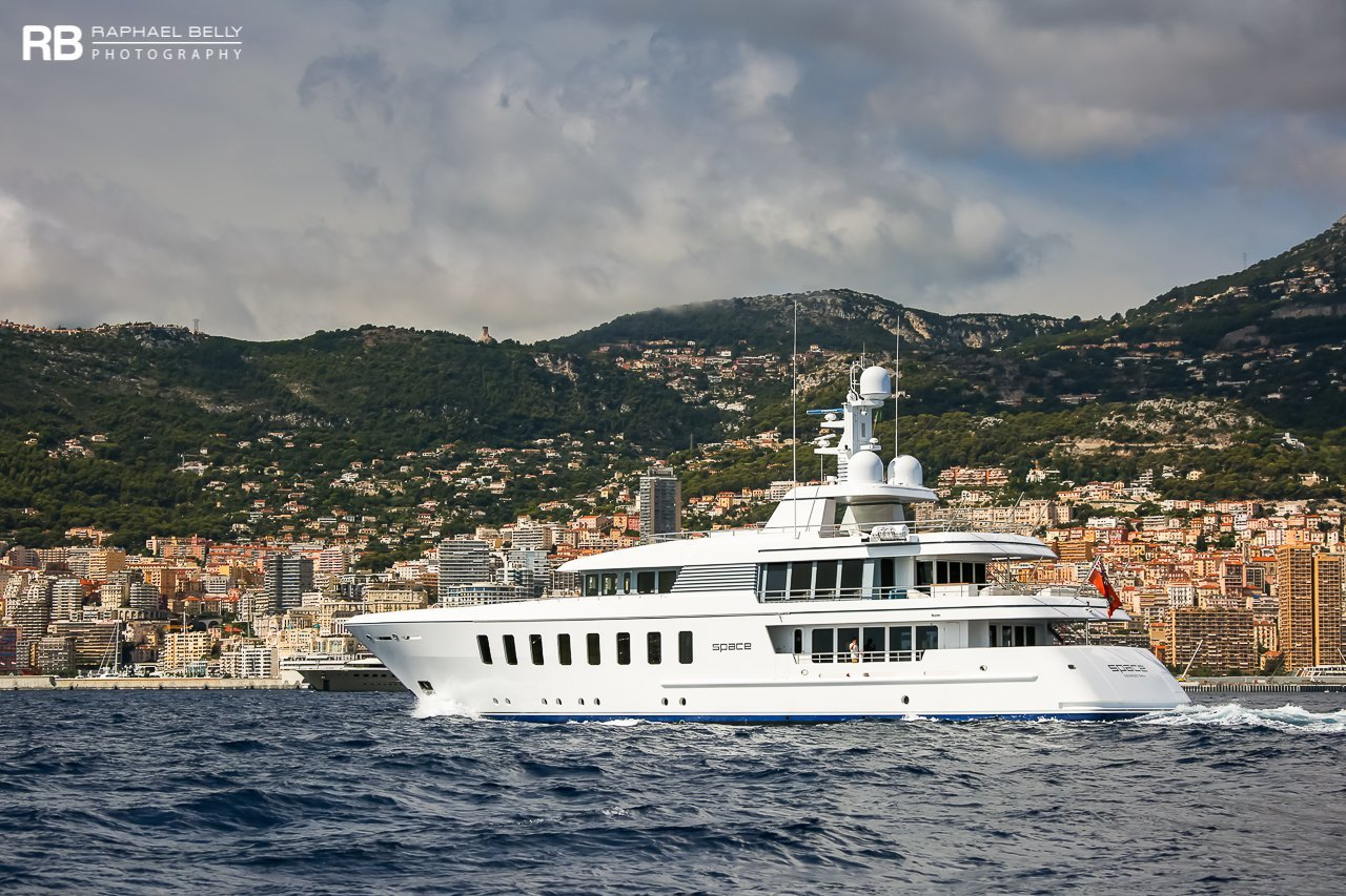 yacht Space - 45m - Feadship