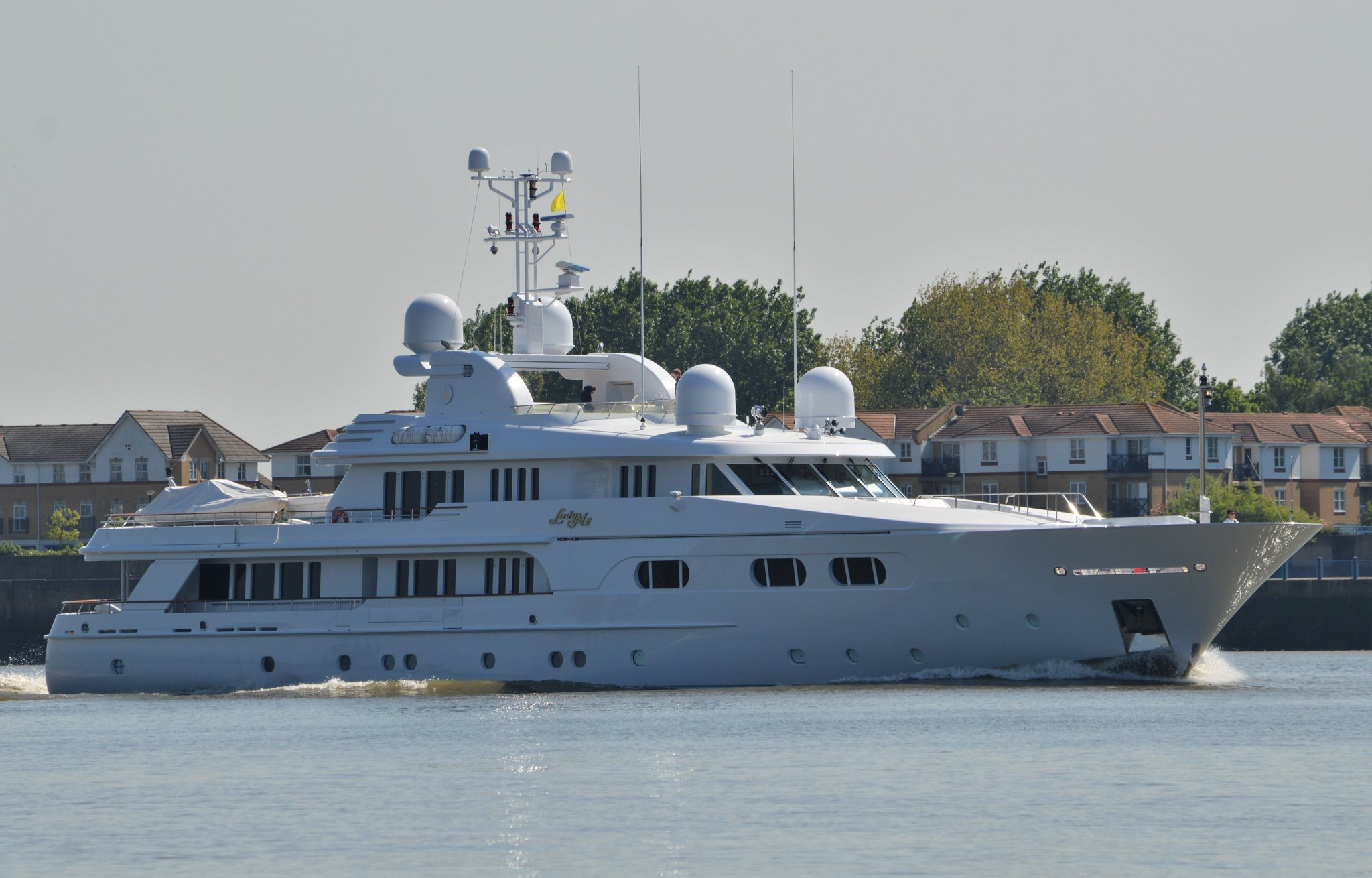 yacht Lady M II (MY LADY)