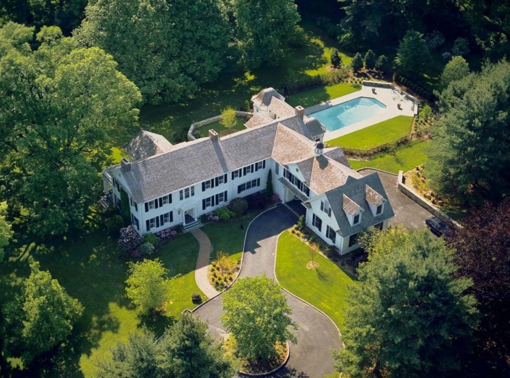 Angus C Littlejohn residence