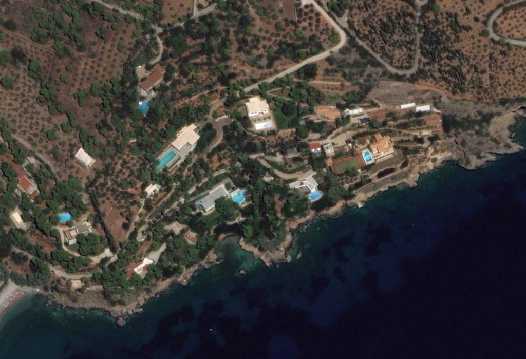 Coustas Family residence – Porto Rafti – Greece