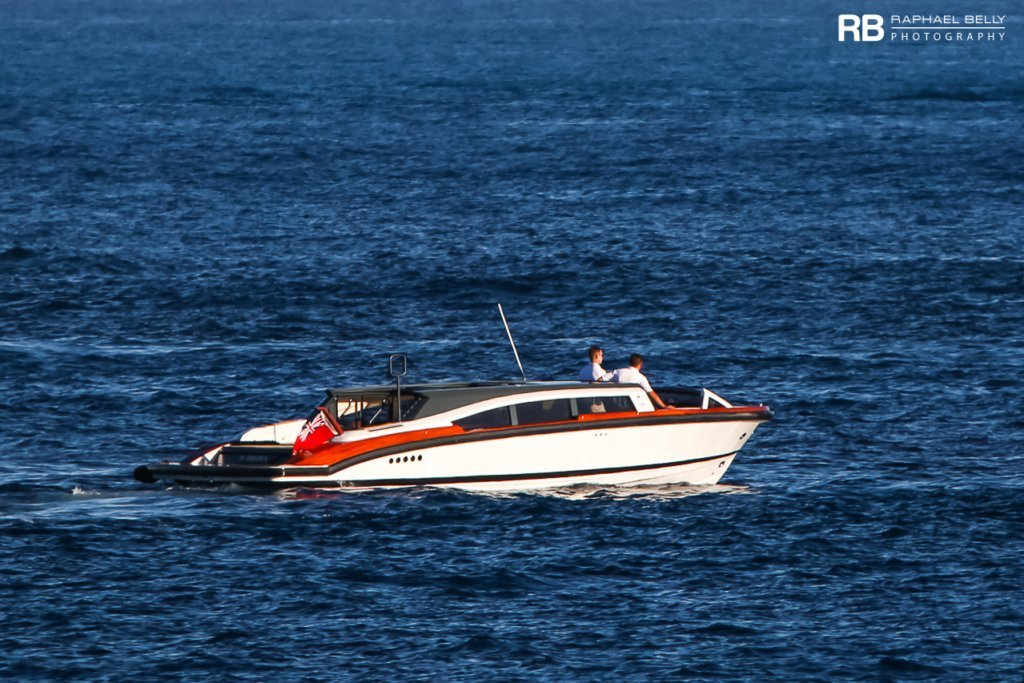 Tender To Amadea yacht (Limousine Tender) – 10,6m – Windy