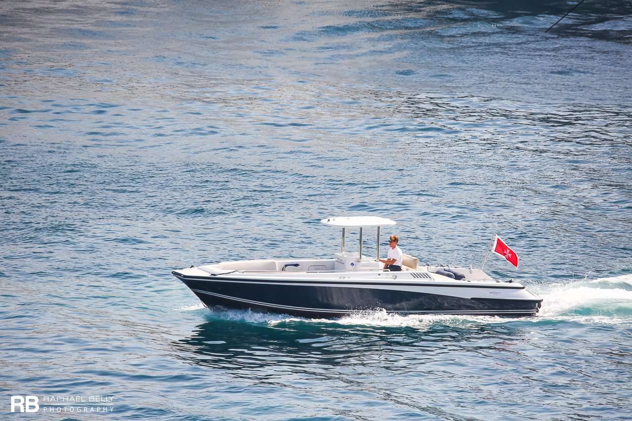 Tender To Wheels yacht (Open Sports Tender) – 9,45m – Vikal