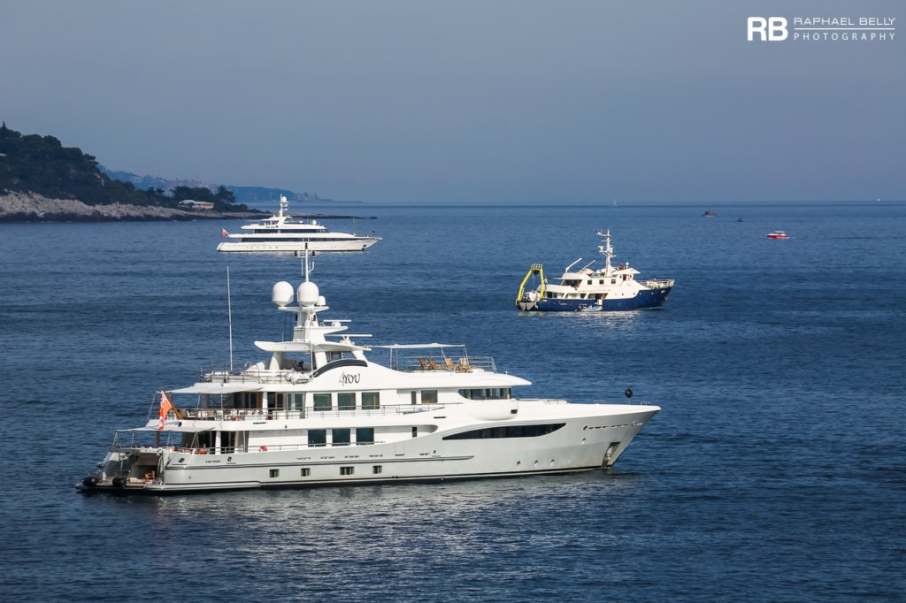 yacht Revelry – 55m – Amels – Tom and Judy Love