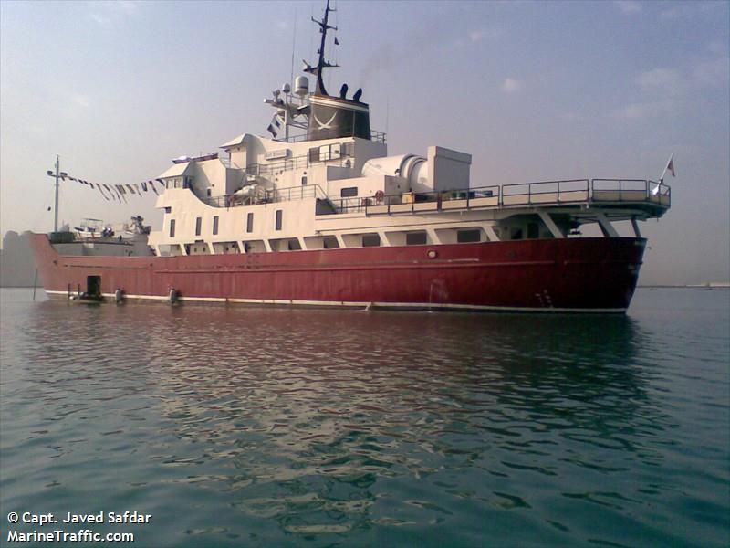 yacht Bart Roberts – Canadian Vickers – 1963 – Royal Family of Dubai