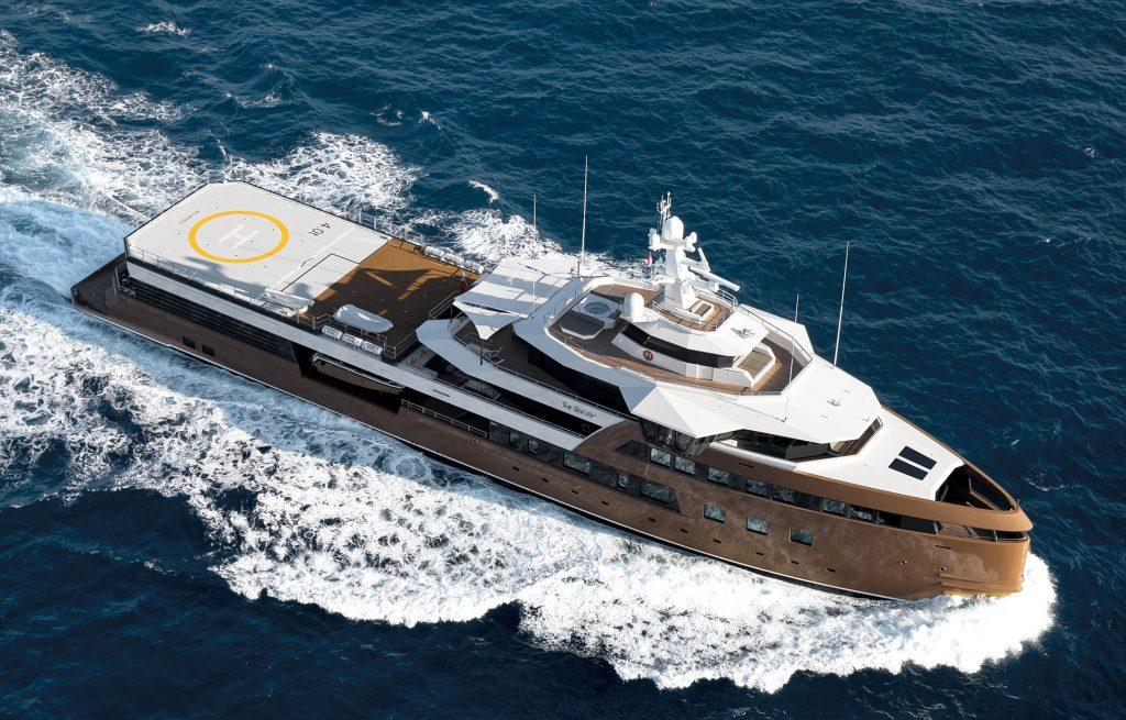yacht La Datcha – Damen – 2020 – Oleg Tinkov
