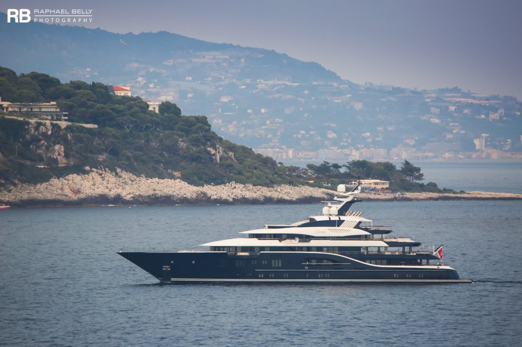 yacht Solandge – 85m – Lurssen – Prince Muqrin bin Abdulaziz