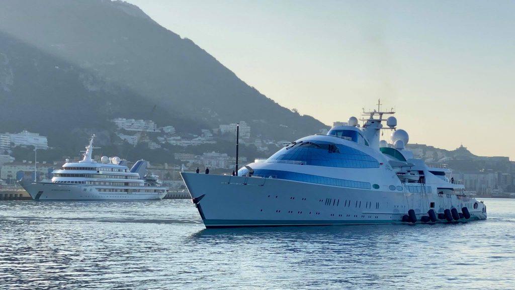 yacht YAS – 2013 – Sheikh Hamdan bin Zayed al Nahyan
