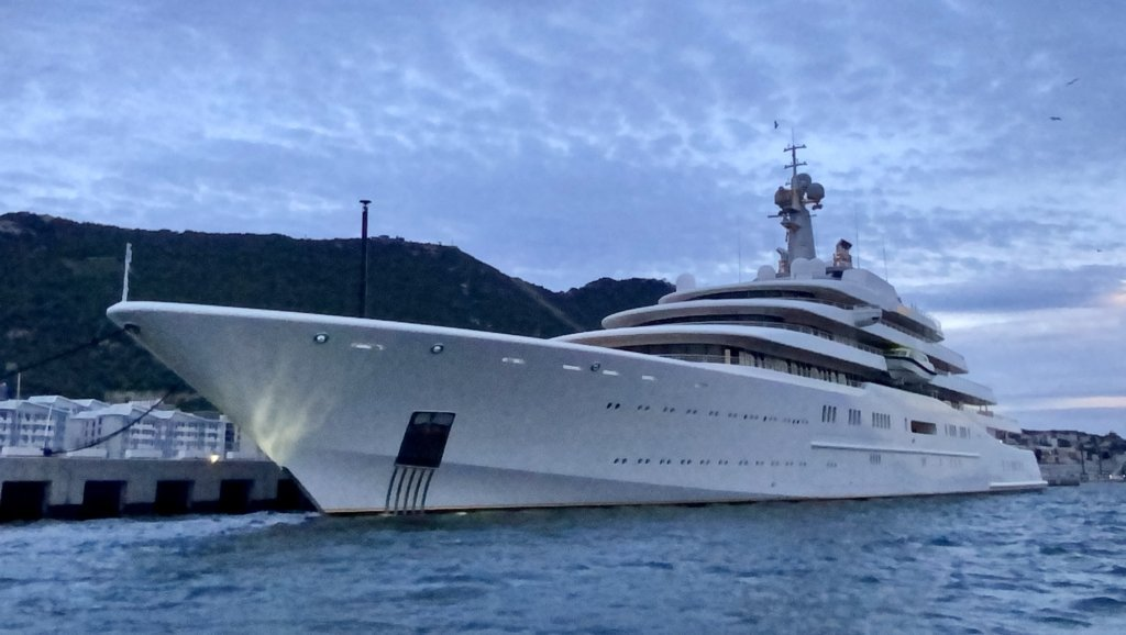 yacht Eclipse – Gibraltar Yachting