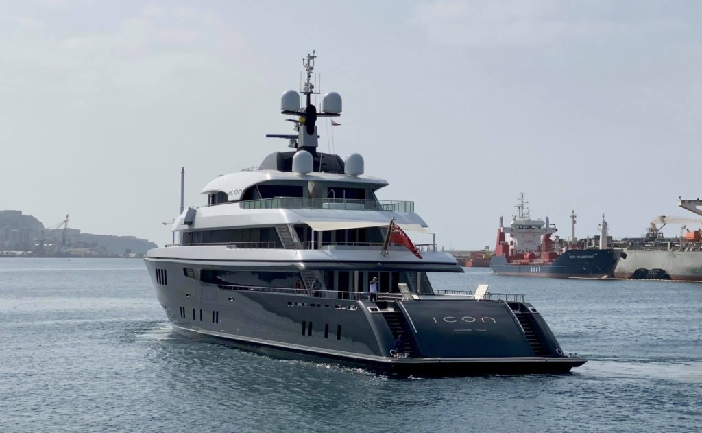 yacht Icon – Icon Yachts- 2009
