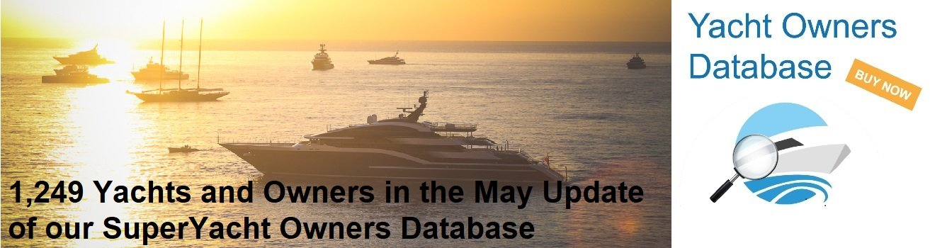 Super Yacht Owners Database 5-2021