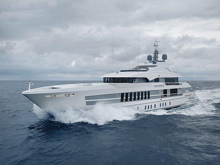 Solemates yacht – Heesen – 2020 – owner Paul Fireman