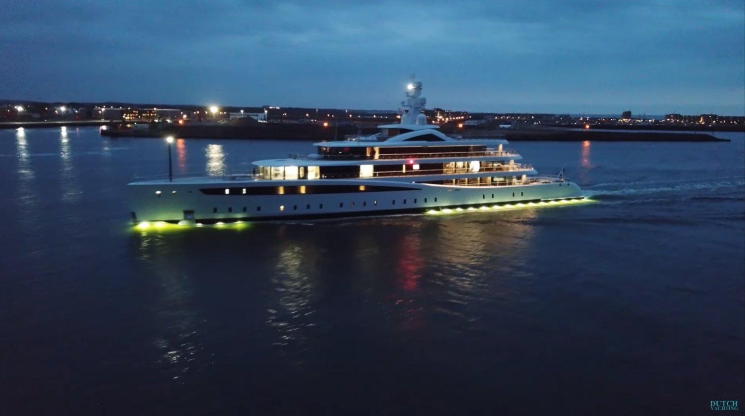 VIVA yacht – Feadship – 2020