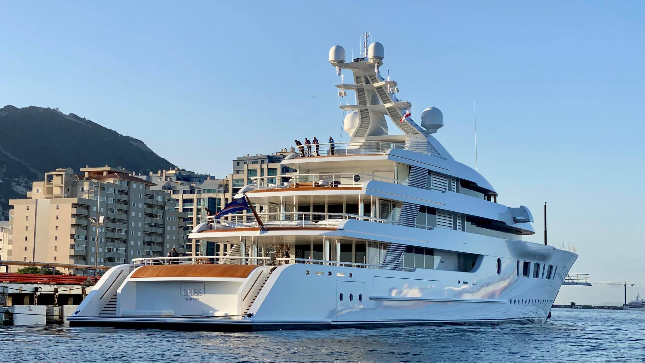 BLISS Yacht - Feadship - 2021 - US owner