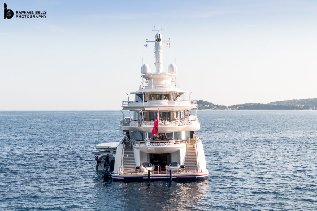 Excellence yacht • Abeking & Rasmussen • 2019 • owner Herb Chambers