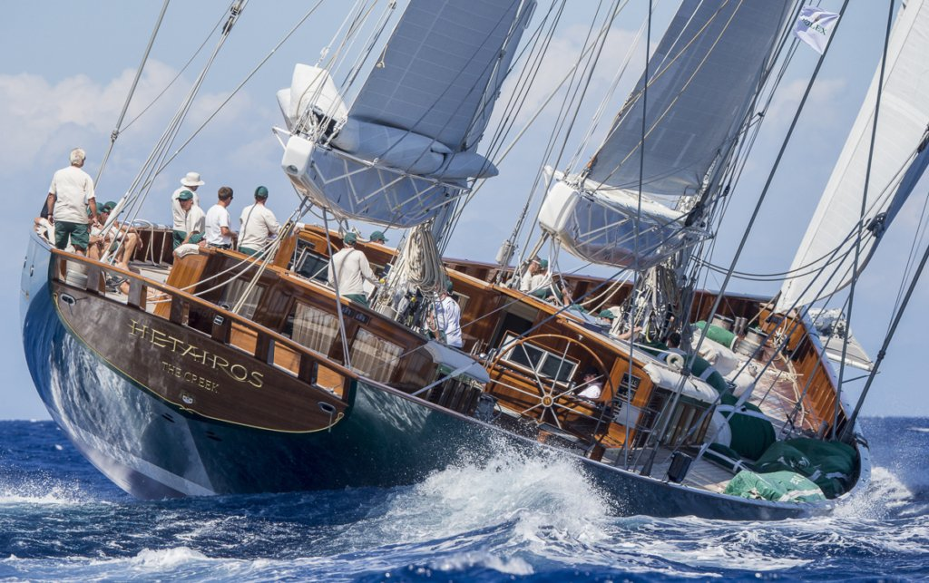 Hetairos yacht • Baltic Yachts • 2011 • owner Otto Happel