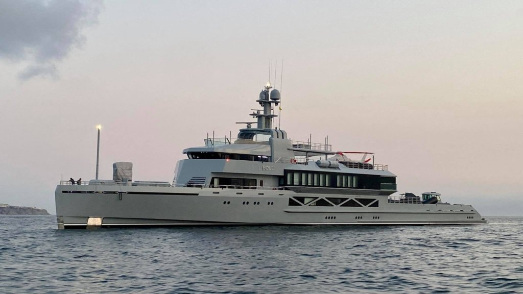BOLD Yacht • Silver Yachts • 2019 • Owner Guido Krass